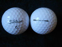 "20  TITLEIST ""PRO V1"" Golf Balls - ""MINT"" Grade."
