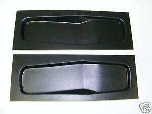 JAGUAR E-TYPE 4.2 ROADSTER S 2 PLASTIC DOOR HANDLE RECE
