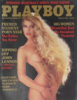 SUSIE SCOTT March 1984 PLAYBOY Magazine DONA L. SPEIR / MOSES MALONE
