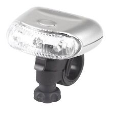 Raleigh Bike Cycle Bicycle Front Light Lamp 3 x LED Batteries Included LAA806