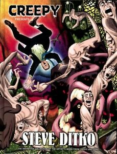 CREEPY PRESENTS: STEVE DITKO HARDCOVER Dark Horse Eerie Horror Comics HC