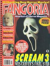 FANGORIA MAGAZINE #189 SUPERNOVA SCAR WARS, SCREAM 3, ROMAN POLANSKI, GREEN MILE
