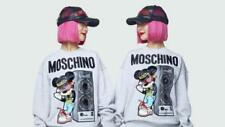 65752ef0266 Moschino X Hm Disney Mickey Mouse Sweatshirt Grey Small S