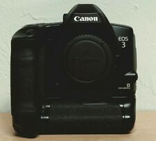 Canon EOS-3 35mm SLR Film Camera Body Only with Battery Pack