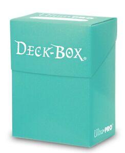Deck Box Ultra Pro Magic STANDARD ACQUA Verde Acqua Porta Mazzo