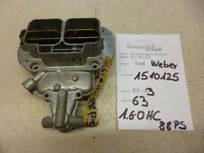 Ford Sierra Escort Granada Scorpio 1.6 OHC 88PS Weber Vergaser Deckel carburator