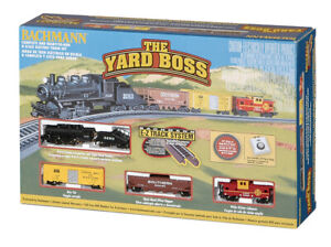 Bachmann Trains 24014 Yard Boss N Scale Ready To Run Train Set