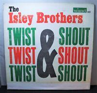 The Isley Brothers / Twist & Shout - Wand Mono LP (1962)