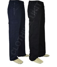 Unbranded Big & Tall Cargo, Combat Trousers for Men