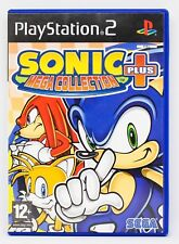 SONIC MEGA COLLECTION PLUS - PLAYSTATION 2 PS2 PLAY STATION - PAL ESPAÑA +