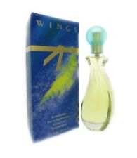 Wings By Giorgio Beverly Hills 3.0 Oz EDT Spray New In Box Perfume For Women
