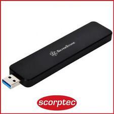 Silverstone Mobile Series Ms09 Storage Enclosure M.2 Card USB 3.1 (gen Sst-ms09b