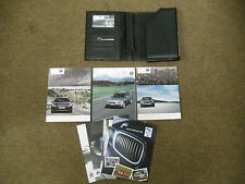 2008 BMW 5Series Owners Manual With Case