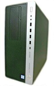 HP EliteDesk 800 G3 Tower I Intel Core i7-6700 (3,40 GHz) I 1 TB I 8 GB DDR 4
