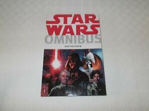 Dark Horse Comic Graphic Star wars Omnibus Infinities