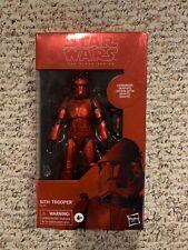 Hasbro Star Wars Black Series Carbonized Sith Trooper - E8439
