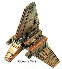 Star Wars Micro Machines Imperial Tydirium Shuttle Lambda Bronze T4a Galoob L