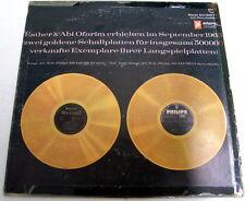 """Esther & Avi Ofarim - """"The New Album"""" 1966 Golden Record festive Stern press LP"""