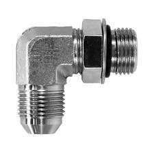 6801 06 04 Hydraulic Fitting 38 Male Jic Swivel X 14 Male O Ring 90 C5515