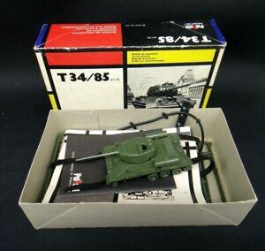 T34/85 SCALA 1:72 - CARRO ARMATO POLISTIL -