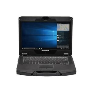 "Durabook S14 Basic Rugged Laptop 14"" Core i5-8250U 1.6GHz 4GB SSD 256GB Win10"