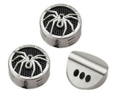 "Soundstream TWS.4  1"" 200W COMPONENT CAR STEREO MICRO DOME TWEETERS Sold As Pair"