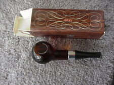 Pipe Full Vintage Avon Bottle With Box New a