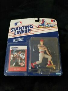 1988 Starting Lineup  PETE ROSE Reds New/Sealed