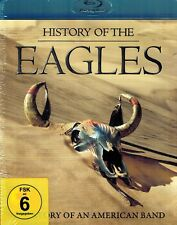 BLU-RAY NEU/OVP - Eagles - History Of The - The Story Of An American Band