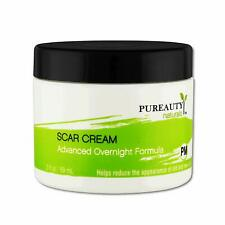 Scar Cream Acne Stretch Mark Burn Cuts C Section Plastic Surgery Night Time For