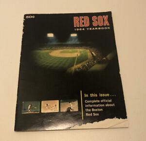 1964 BOSTON RED SOX YEARBOOK Dick Radatz Print - See Description