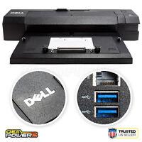 Dell USB 3.0 E-Port Plus E5440 E5540 E6440 E6540 E7240 E7440 Docking Station