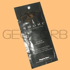 Supre Smoke Black Bronzer Tan Maximizer Packet Tanning Bed Lotion Sample