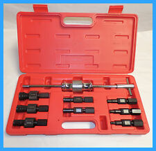 BLIND BEARING & BUSHING REMOVAL SET (30, 25, 20, 17, 15, 12, 10, 8MM COLLETTS)