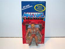 MOTU HE-MAN 'MASTERS DEL UNIVERSO' HE-MAN MOSC UP - MATTEL 1988 SPAIN RARE