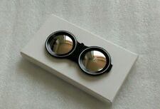 Rolleiflex Fit Bayonet 1 Metal Silver Lens Cap - BRAND NEW