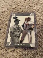 2007 Topps Co-Signers Baseball #81 John Smoltz
