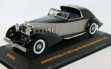 ixo Museum Series 1933 Hispano Suiza J12 T68 Coupe De Vill 1:43 NIB