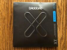 D'Addario XT Phosphor Bronze Acoustic Guitar Strings Light 12-53