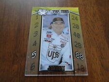 2002 Wheels High Gear Top Tier #TT5 Dale Jarrett Card