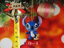 CHRISTBAUMSCHMUCK Deko Disney LILO And STITCH Snake Haus Dekor Ornament A331 B