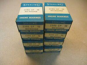 Sterling 2285CP-10 (8) Rod Bearings