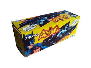 Palitoy Talking Batmobile Repro Box