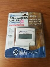 Vintage Call Waiting Caller ID Box Bell Equipment Sonecor  Model: BE-50CWL