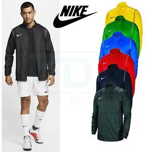 Nike Mens Rapel Jacket Rain Water Repellent Coat Sports Running Football Top New
