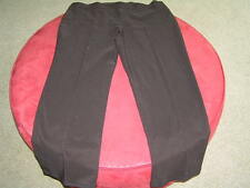 "*MILLER'S* STRETCHY 3/4  Choc. Brown Pants Plus Size 18  ""AS NEW"""