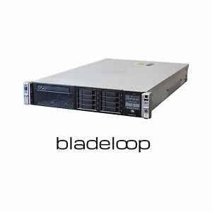 HP ProLiant DL380p G8, 2x Intel® Xeon® E5-2640, 96GB RAM, 1GB Cache