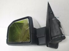 2015-2018 FORD F150 SIGNAL MIRROR LH DRIVER LEFT HAND WHITE BLIND SPOT HEATED