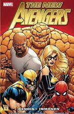 Marvel Comics The New Avengers volume 1 TPB softcover
