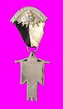 Knights Templar Standard Banner Jewel Medal Award KT 33 Masonic Lodge Flag Unit